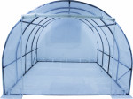 Serre tunnel de culture 3 x 4 m - 12 m²