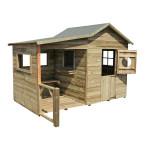 Cabane en bois pour enfant HACIENDA