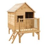 Cabane en bois pour enfant WINNY