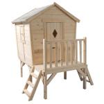 Cabane en bois pour enfant LOUANE